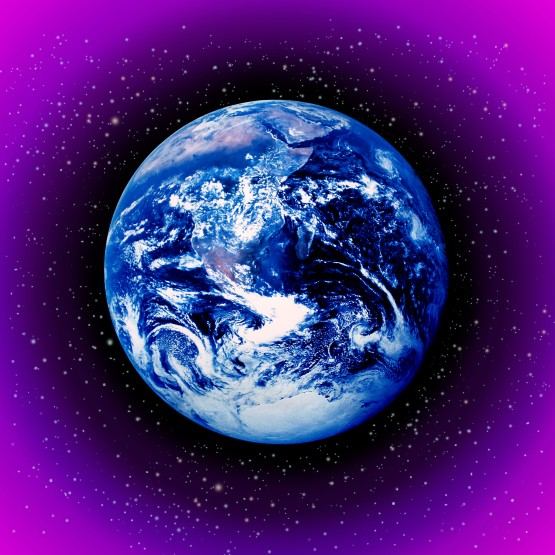 Planeta Pamant pt printat si folosit