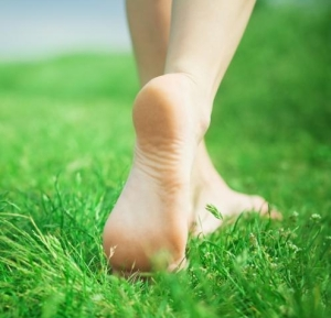 Barefoot-On-The-Grass