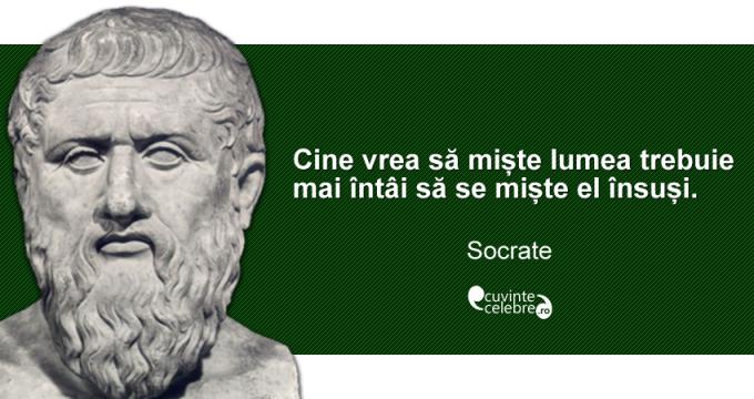 Testul lui Socrate (1/3)