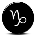 026686-glossy-black-3d-button-icon-culture-astrology-capricorn