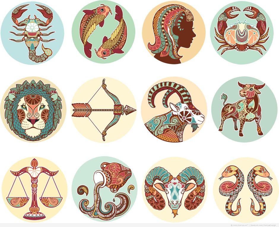 zodiac_vectors_wallpaper
