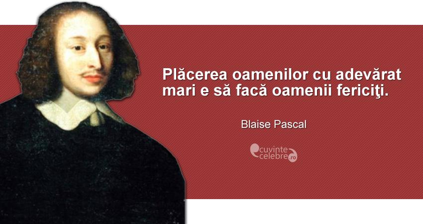 Citaten Filosofie : Blaise pascal citate celebre astrodeva
