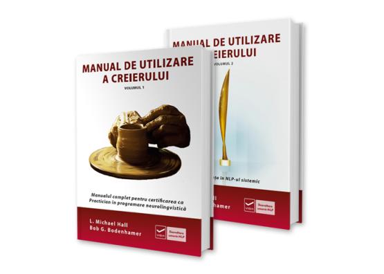 """Pachet """"MANUAL DE UTILIZARE A CREIERULUI"""" (2 carti) http://www.vidia.ro/afiliere/idevaffiliate.php?id=1&url=13"""